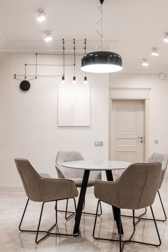 Private apartments (Odessa, 2021)