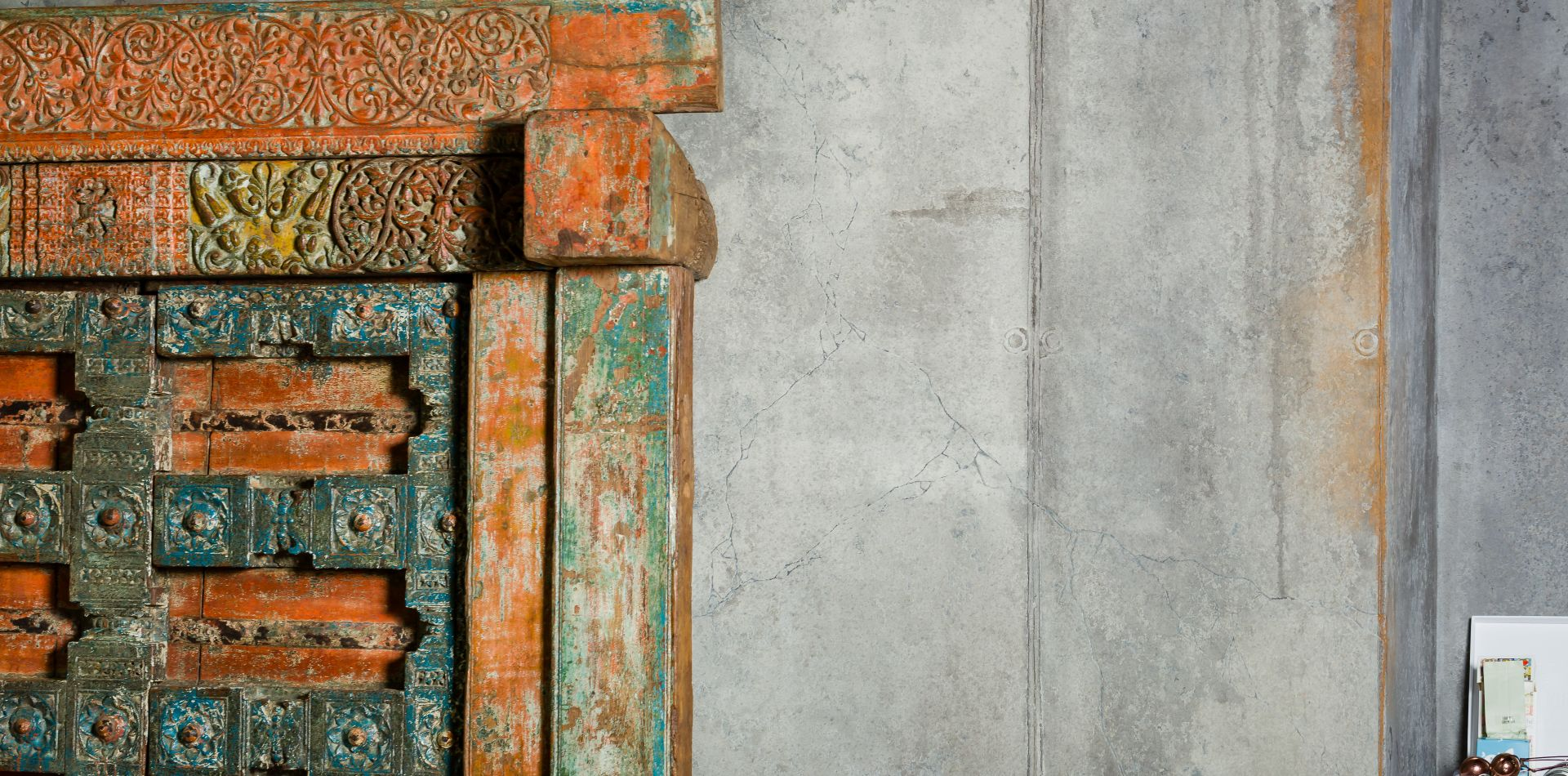 Effect of concrete